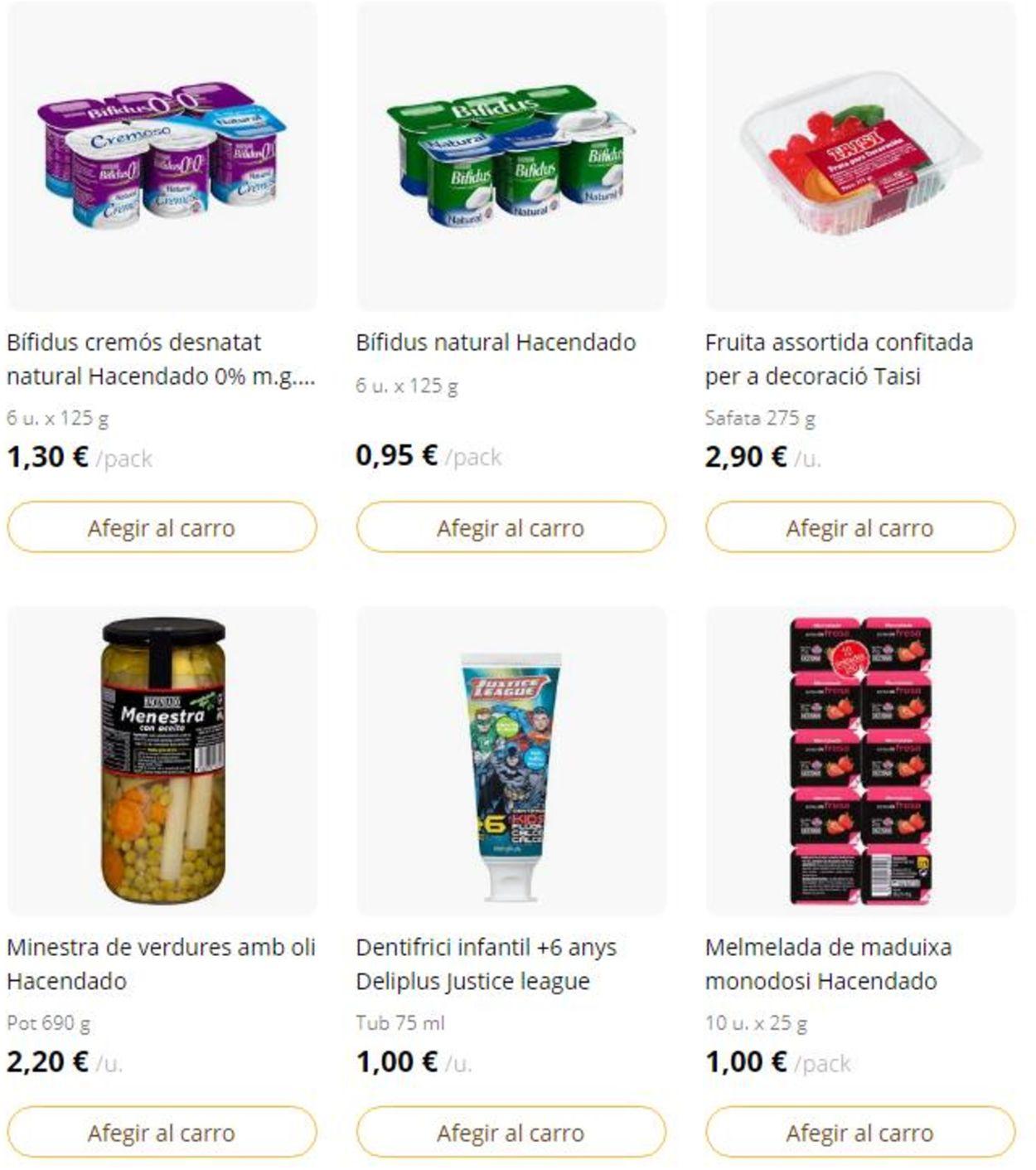 Mercadona Folleto - 12.03-25.03.2021 (Página 4)