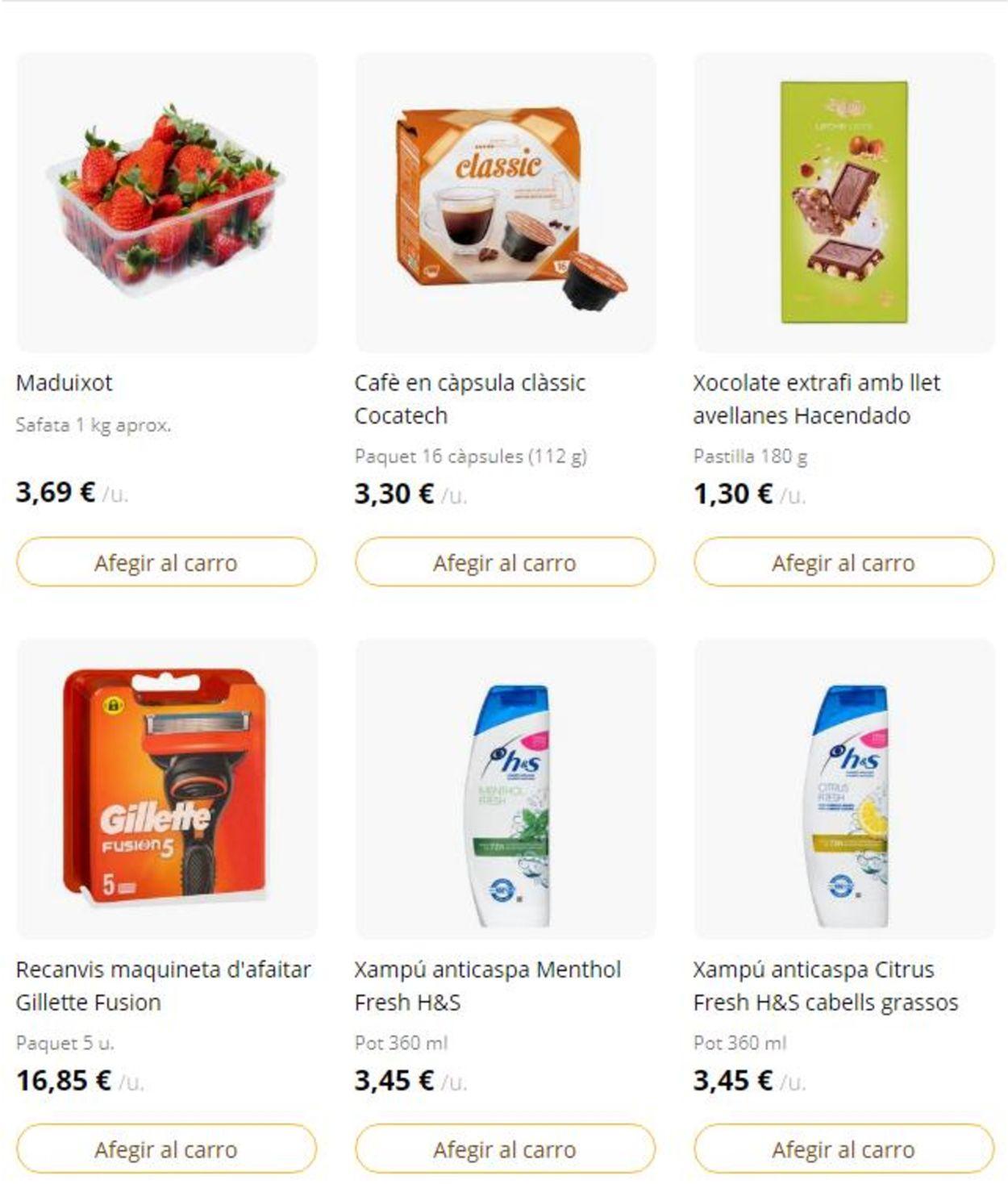 Mercadona Folleto - 12.03-25.03.2021 (Página 5)