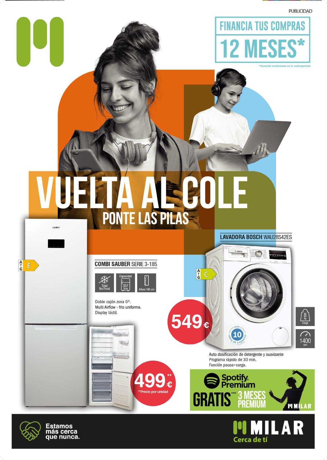 Milar Folleto - 01.09-30.09.2021
