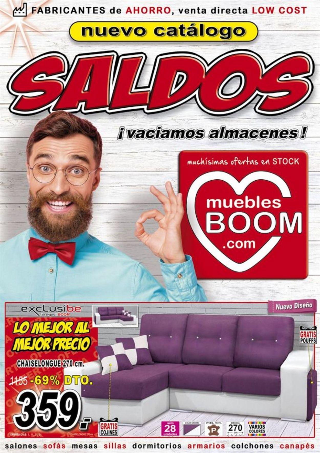 Muebles BOOM Folleto - 01.09-31.10.2019