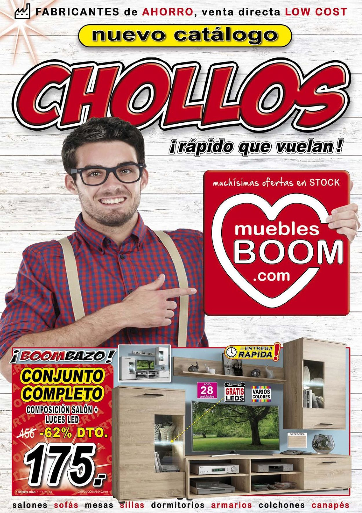 Muebles BOOM Folleto - 01.01-28.02.2020