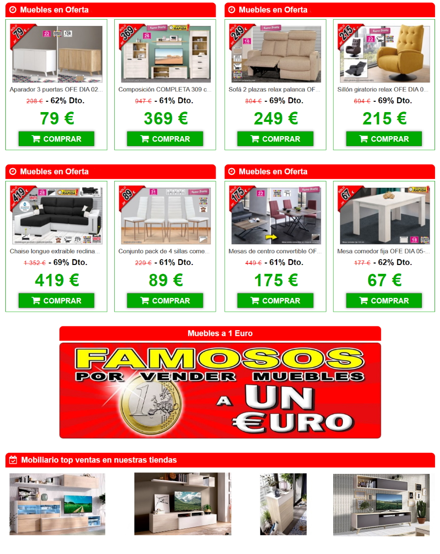 Muebles BOOM Folleto - 02.06-09.06.2020
