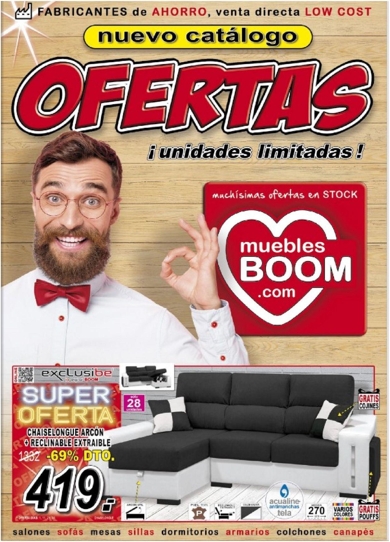 Muebles BOOM Folleto - 09.12-31.12.2020