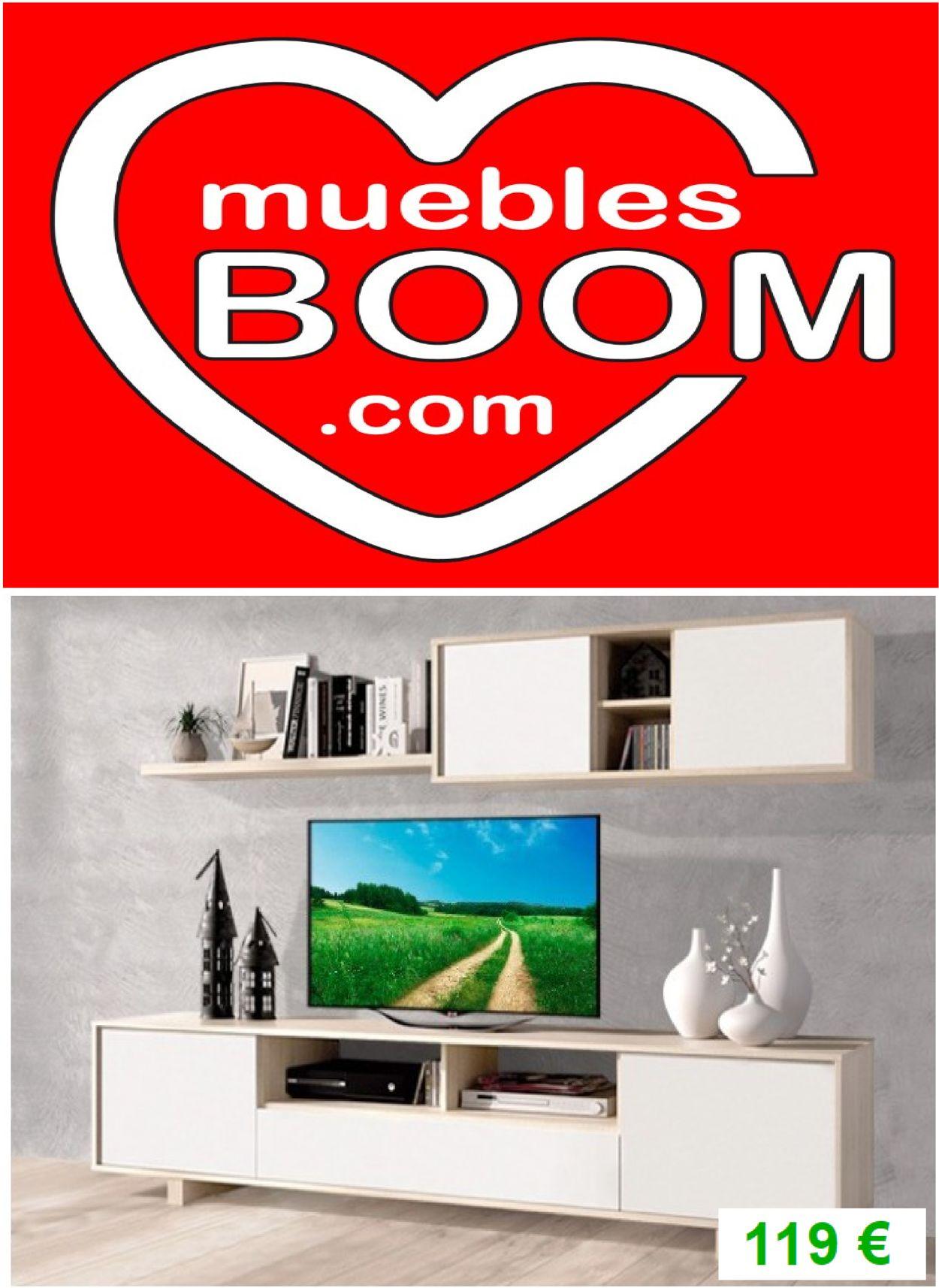 Muebles BOOM Folleto - 01.01-07.01.2021
