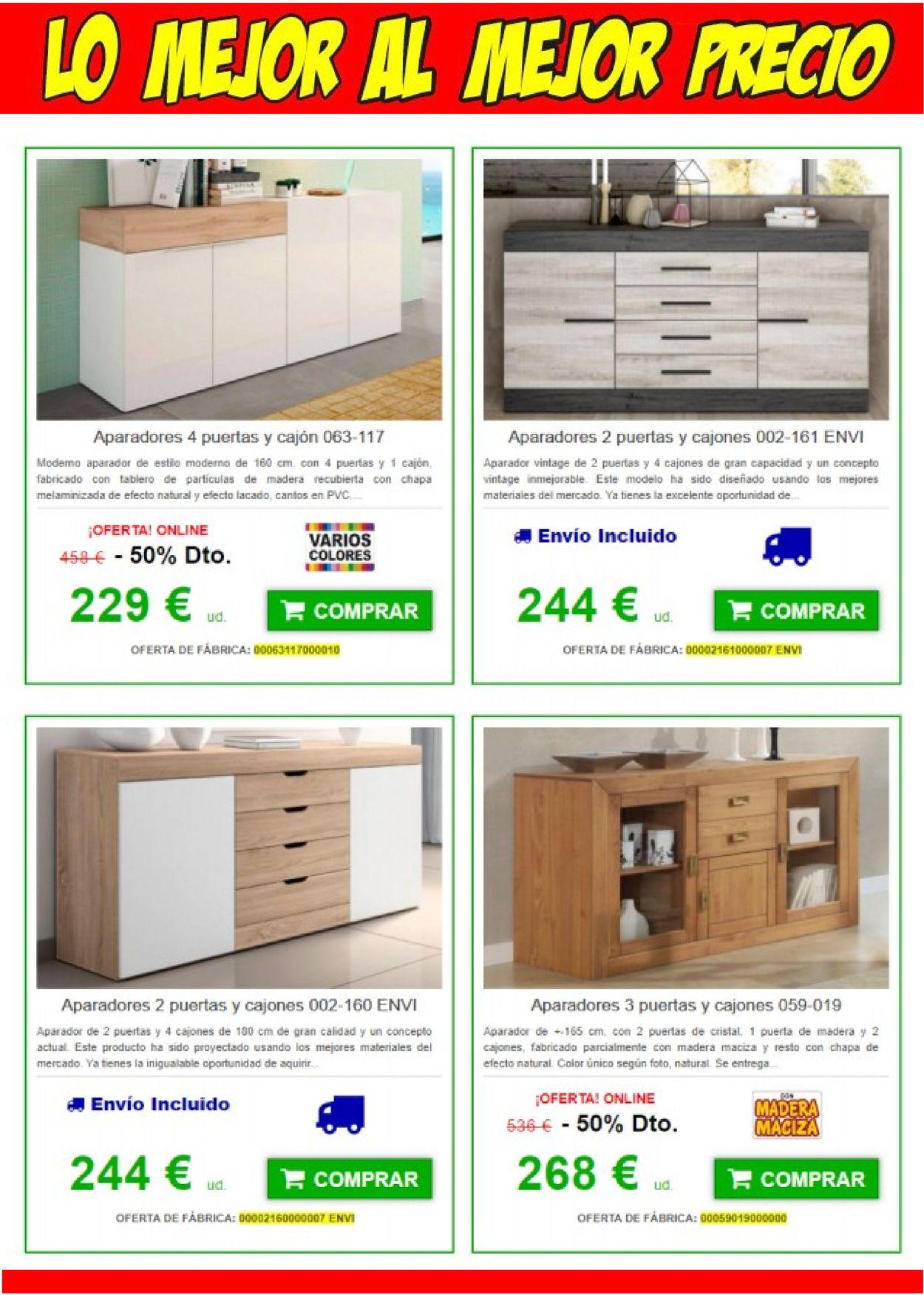 Muebles BOOM Folleto - 22.01-28.01.2021 (Página 2)