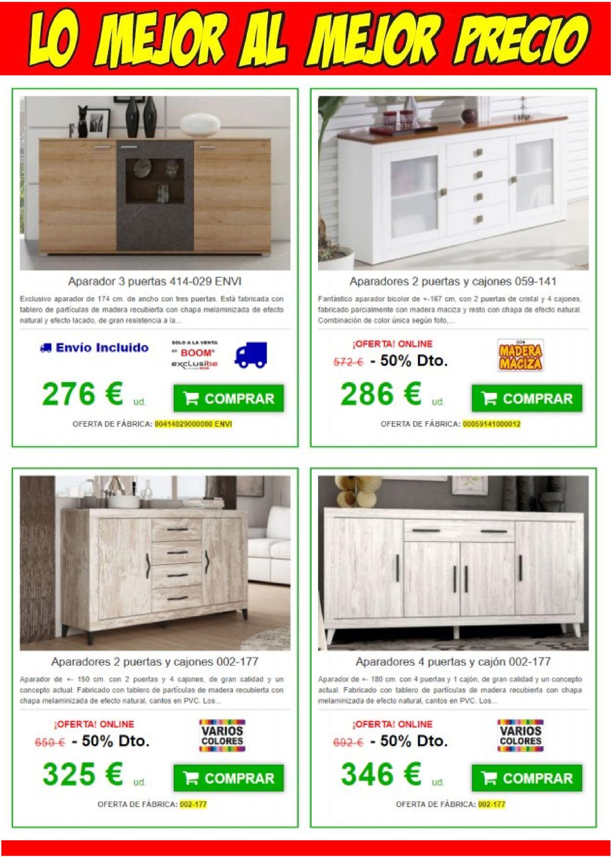 Muebles BOOM Folleto - 22.01-28.01.2021 (Página 3)