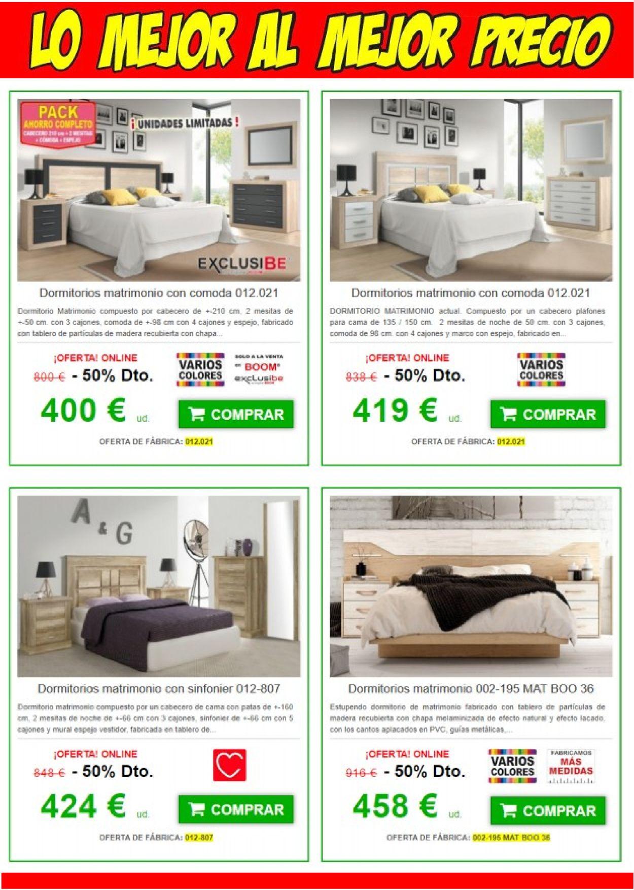 Muebles BOOM Folleto - 22.01-28.01.2021 (Página 12)