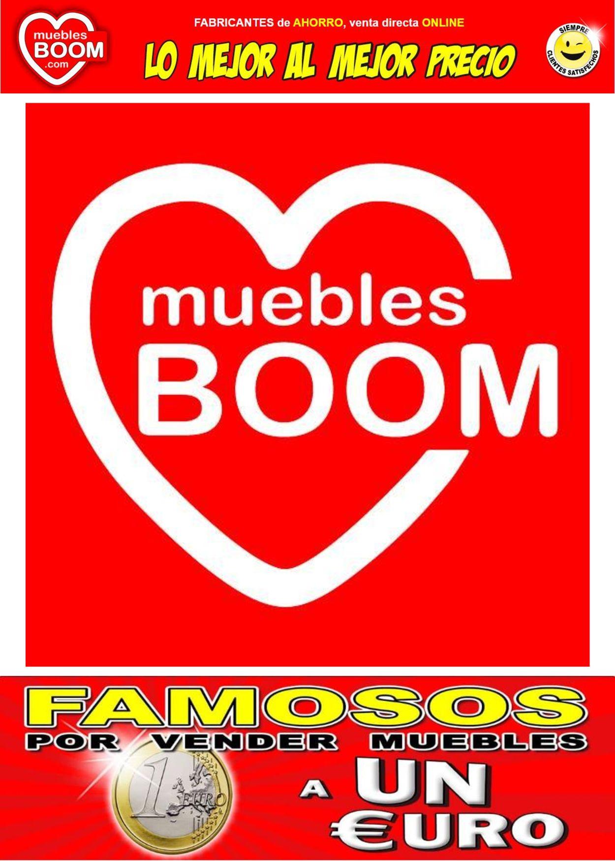 Muebles BOOM Folleto - 02.03-08.03.2021