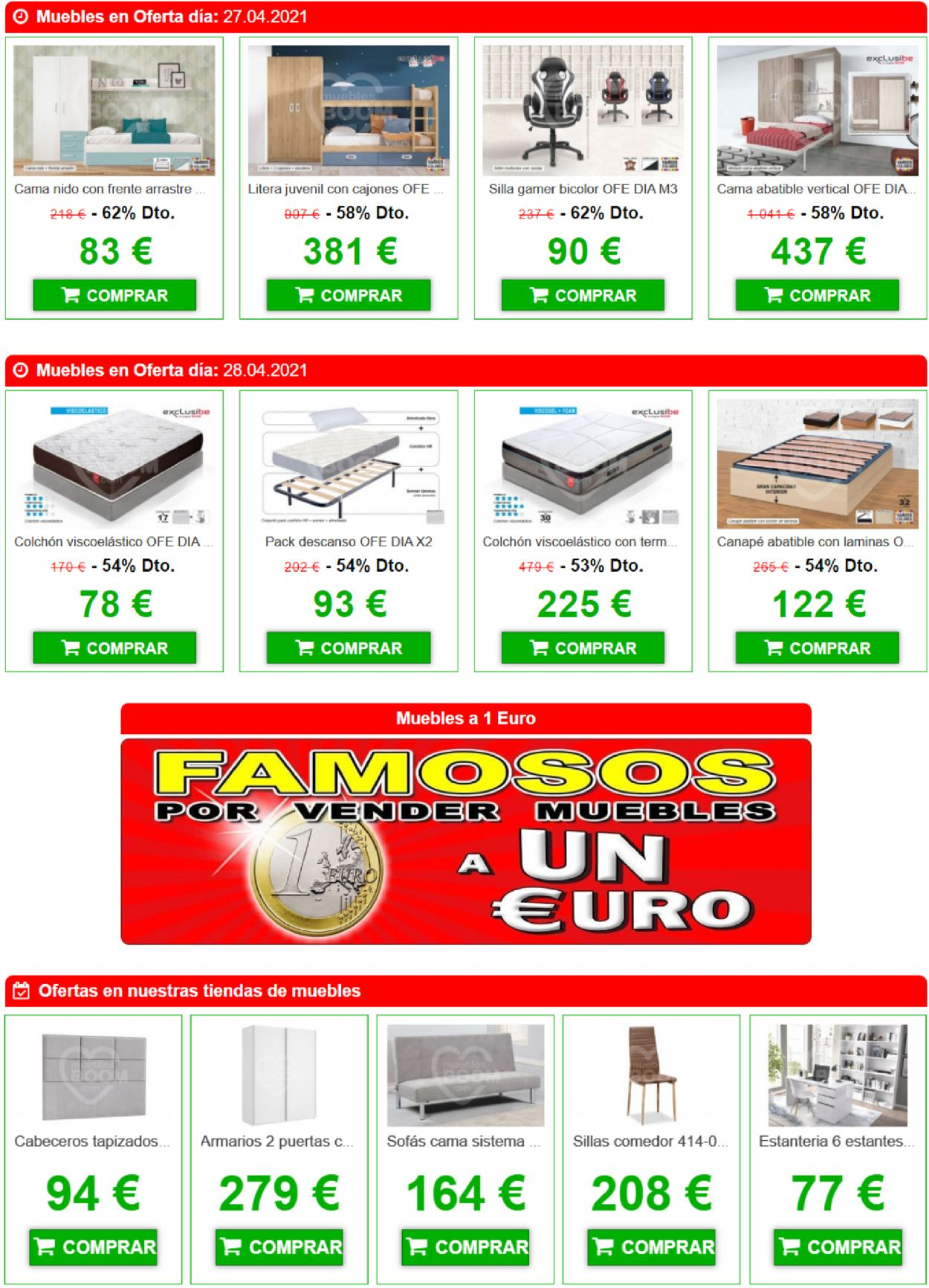 Muebles BOOM Folleto - 28.04-11.05.2021