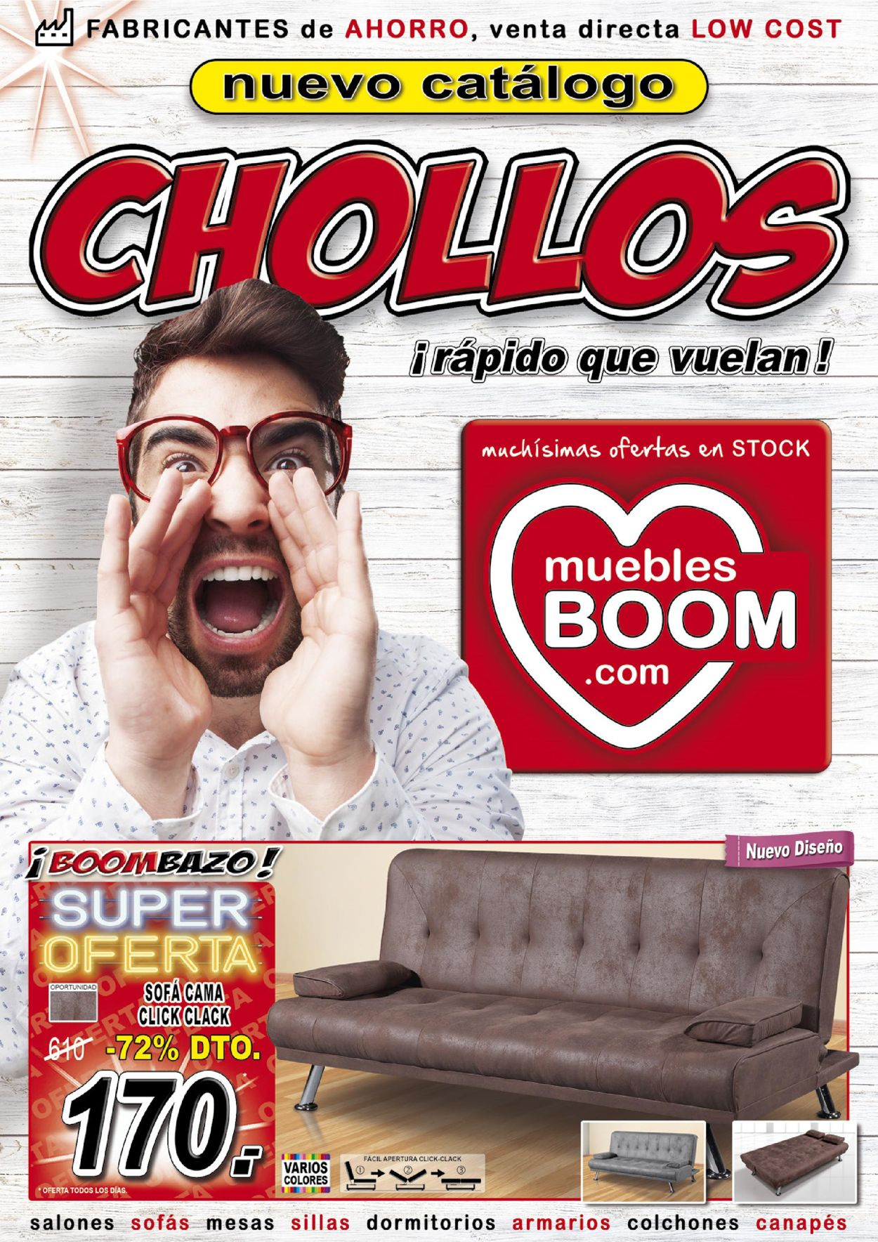 Muebles BOOM Folleto - 01.05-30.06.2021