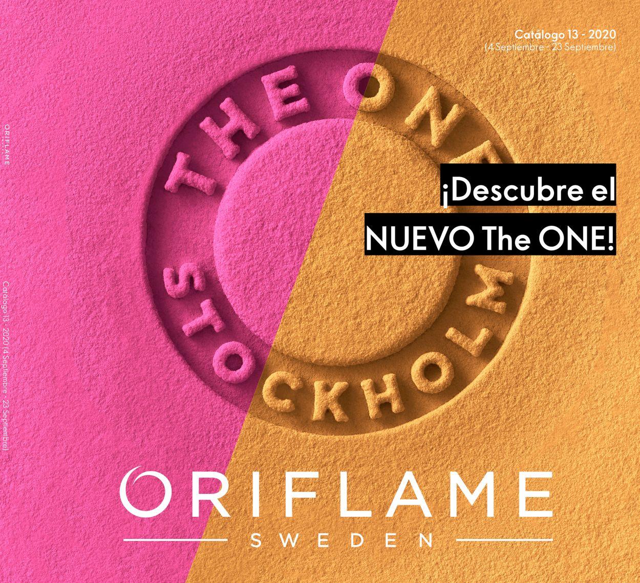 Oriflame Folleto - 04.09-23.09.2020