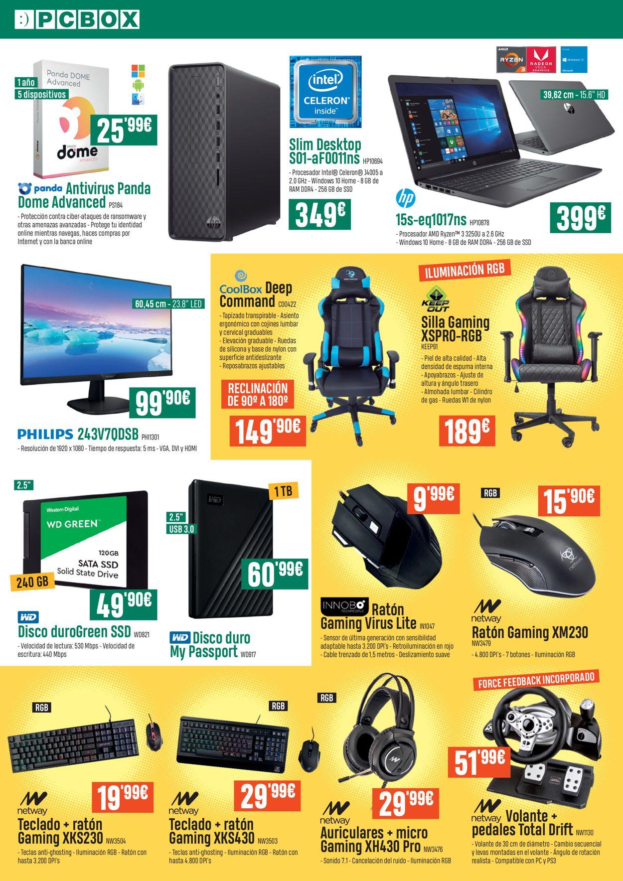 PC Box Folleto - 01.07-31.07.2020 (Página 2)
