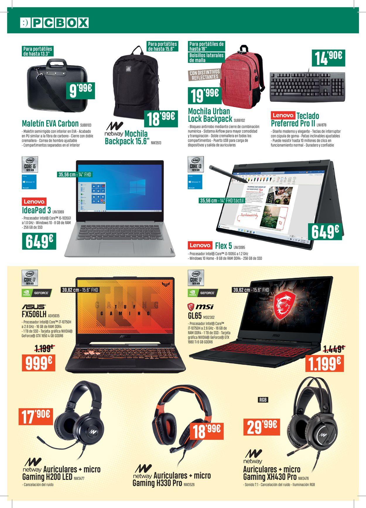 PC Box Folleto - 01.10-31.10.2020 (Página 2)