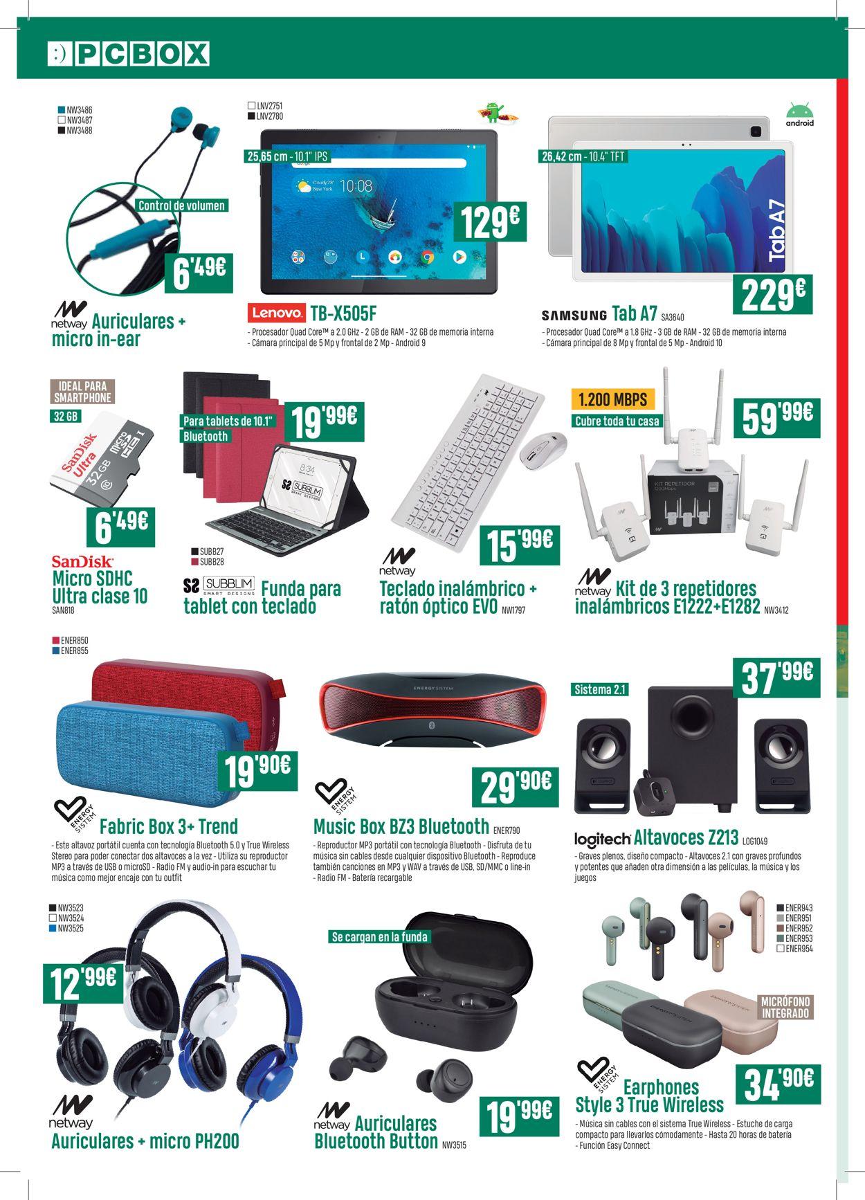 PC Box Folleto - 01.10-31.10.2020 (Página 6)