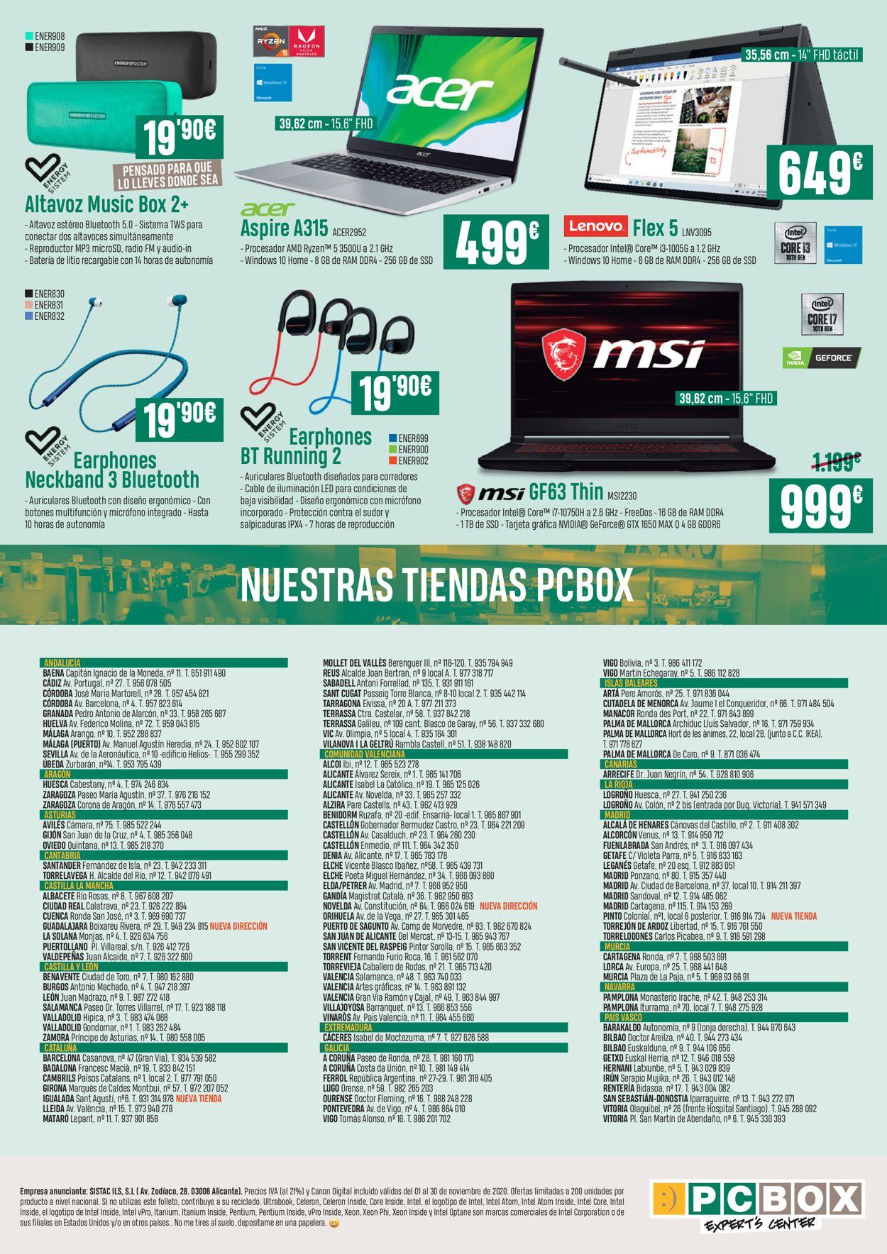 PC Box Folleto - 01.11-30.11.2020 (Página 4)