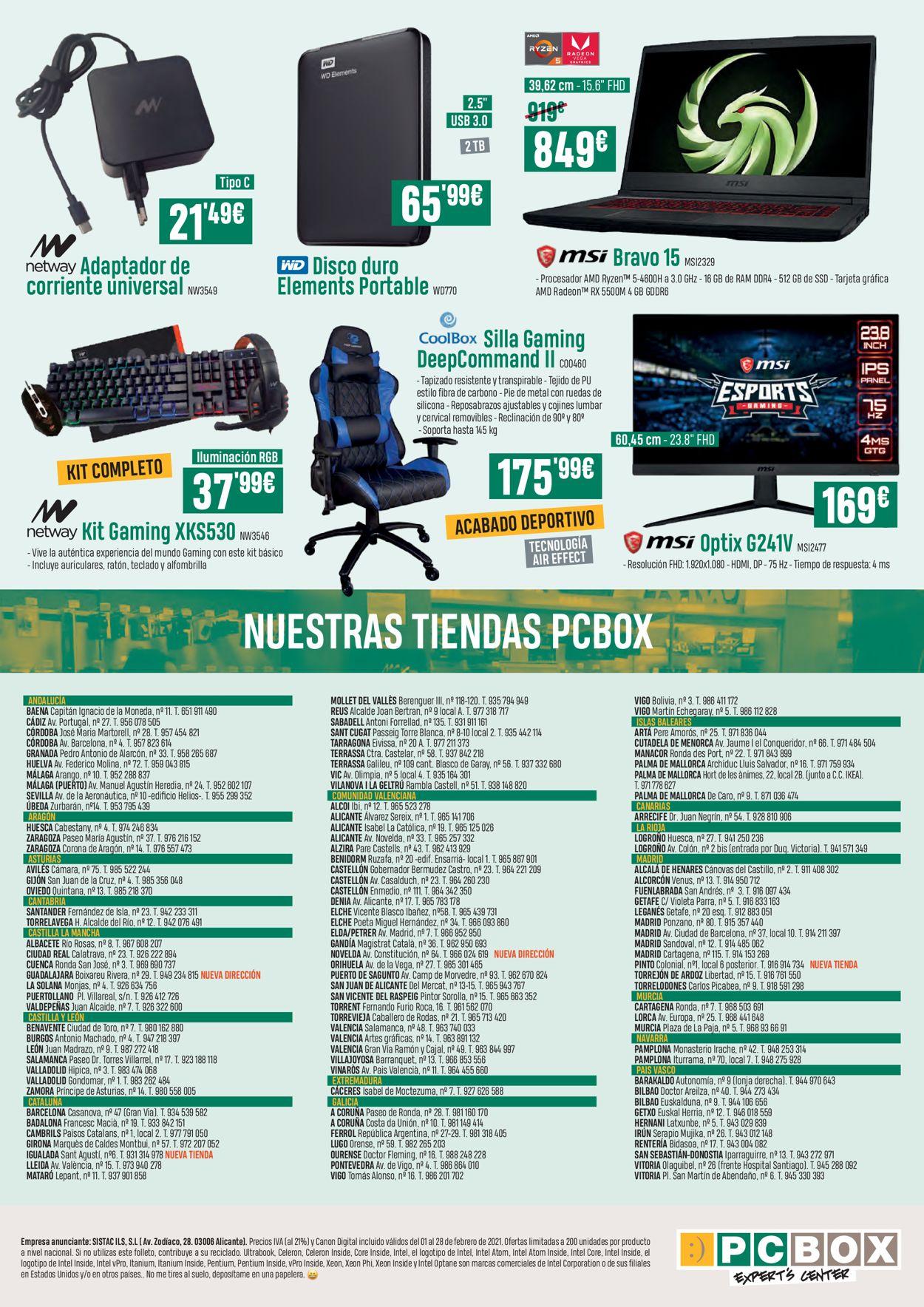 PC Box Folleto - 01.02-28.02.2021 (Página 4)