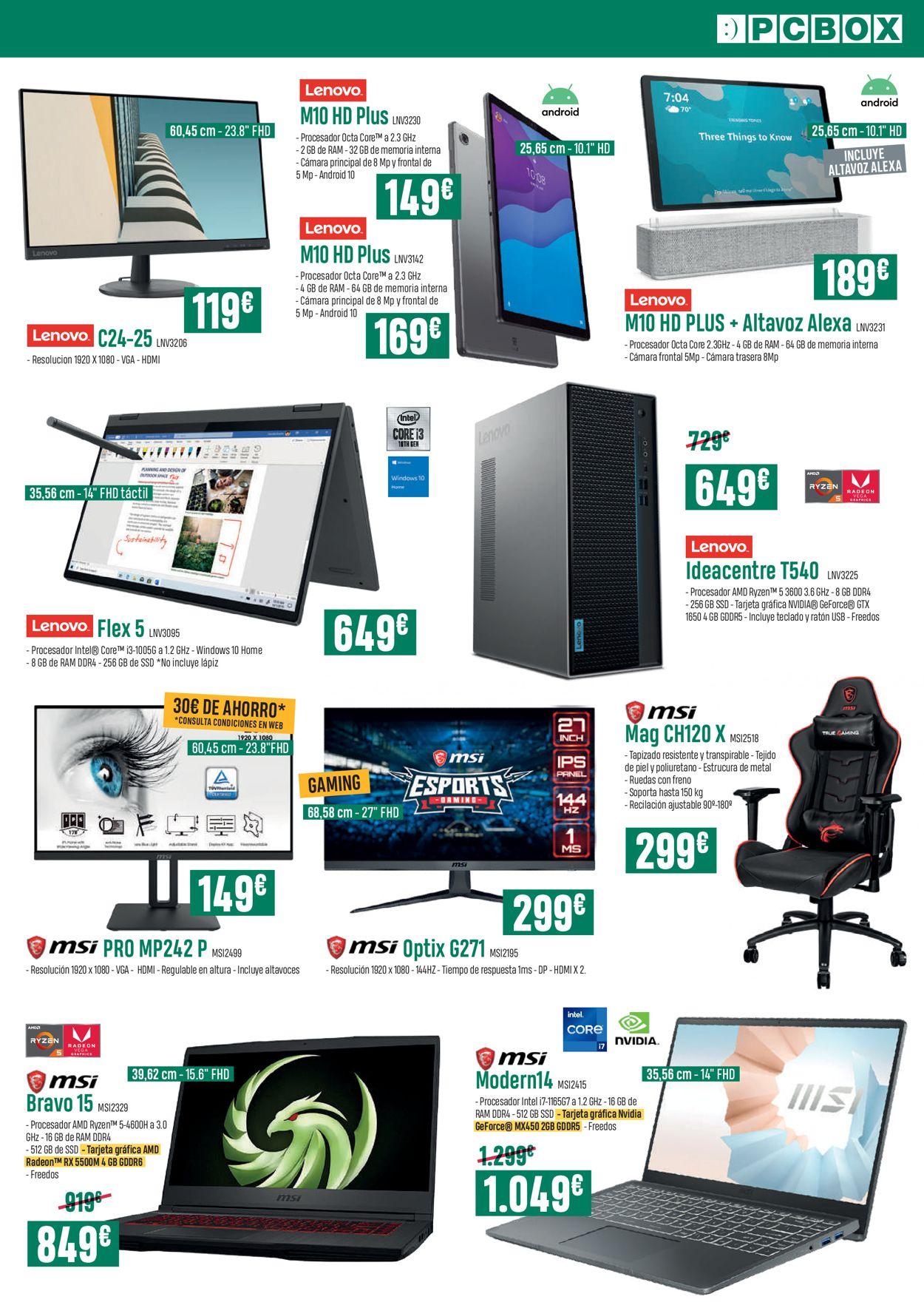PC Box Folleto - 01.03-15.04.2021 (Página 3)