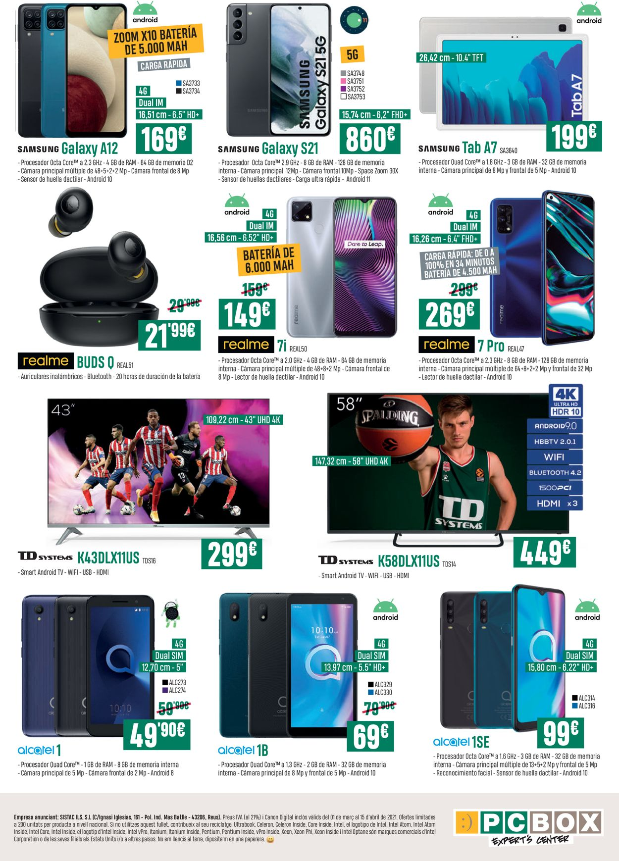 PC Box Folleto - 01.03-15.04.2021 (Página 12)