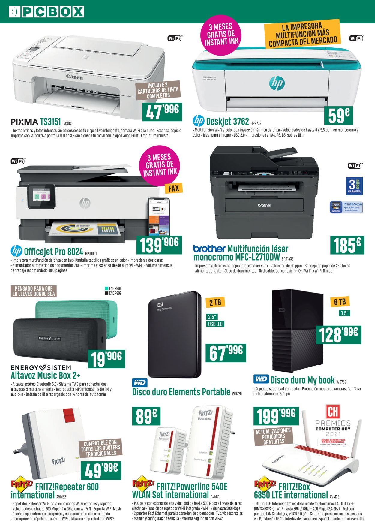 PC Box Folleto - 28.03-31.05.2021 (Página 6)