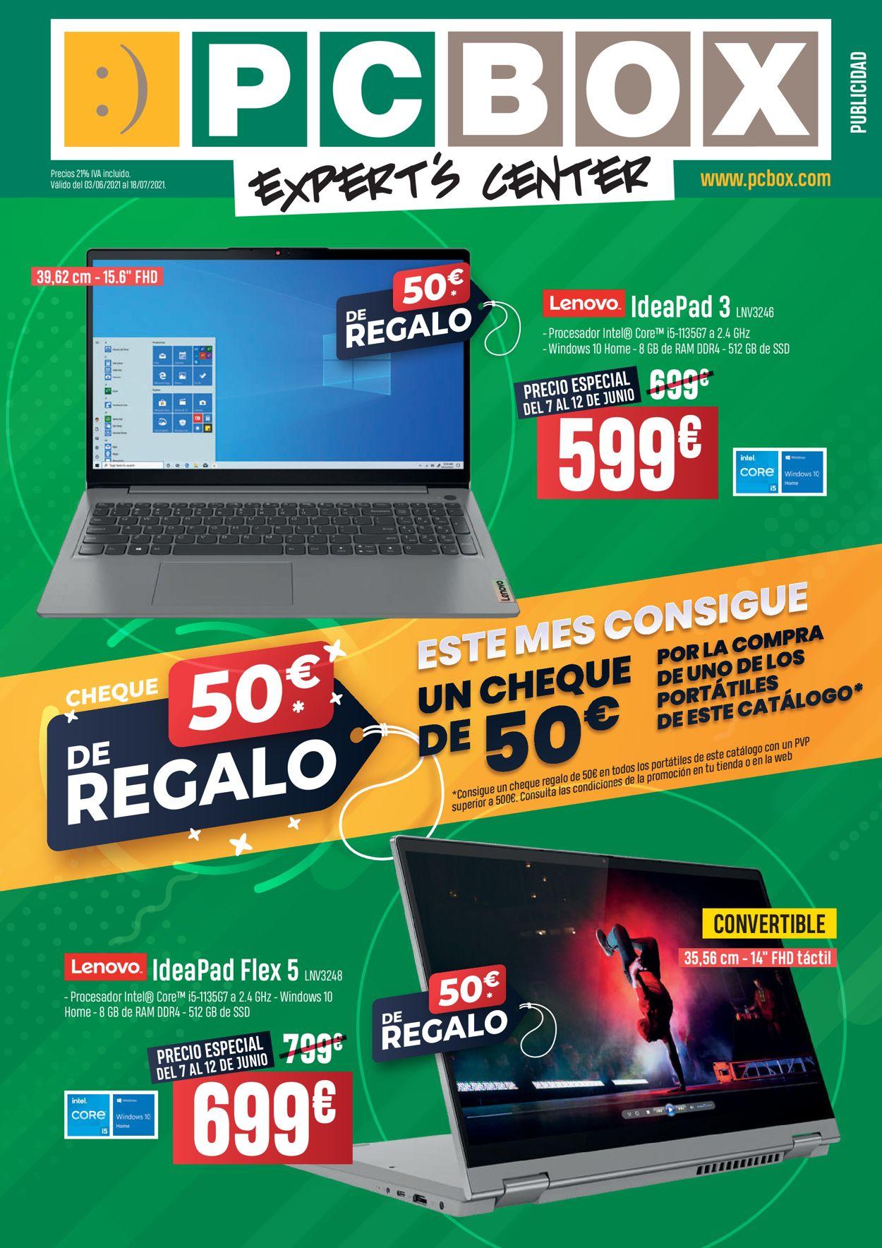 PC Box Folleto - 03.06-18.07.2021