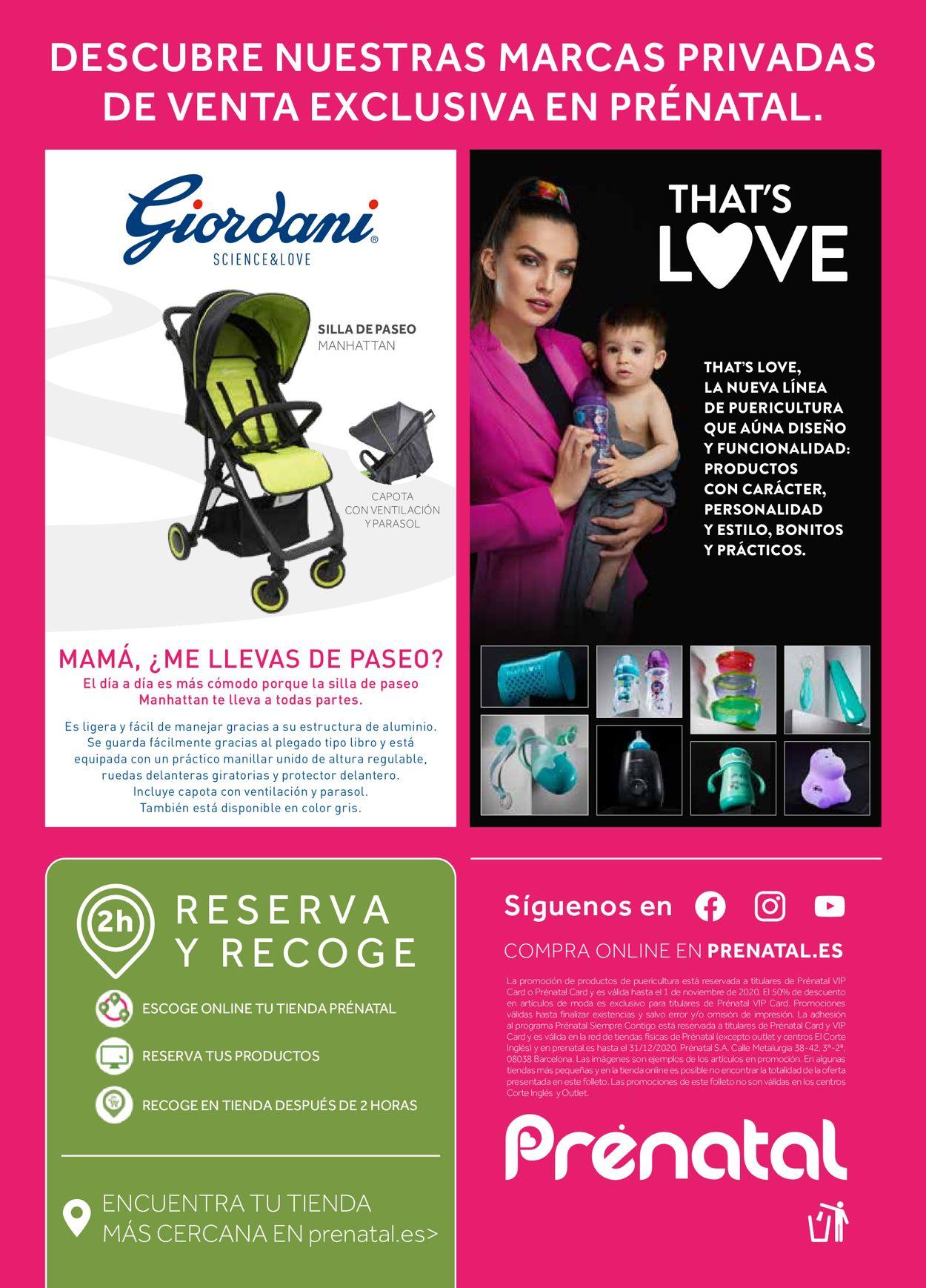 Prenatal Folleto - 08.10-01.11.2020 (Página 20)