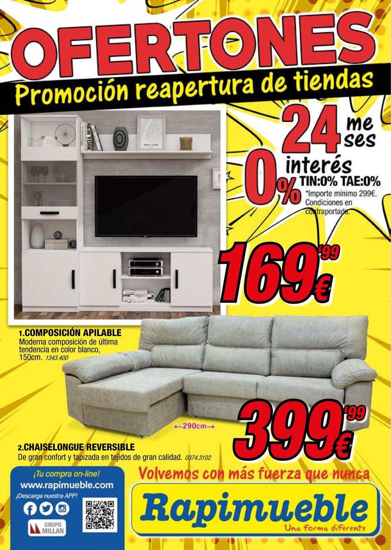 Rapimueble Folleto - 11.05-30.06.2020