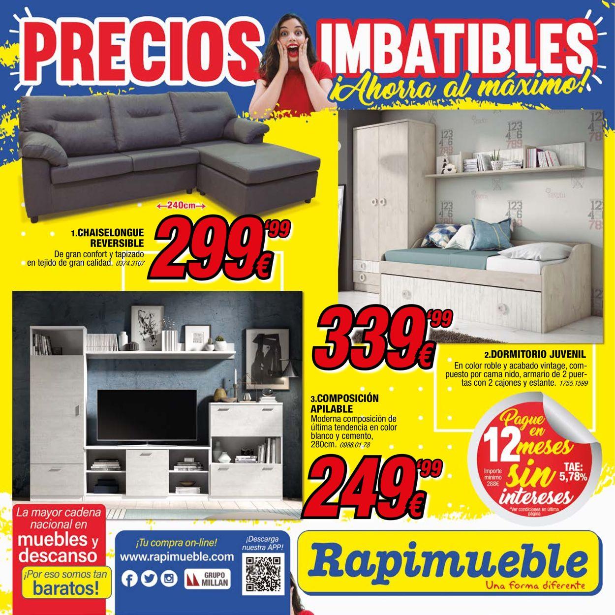 Rapimueble Folleto - 01.09-31.10.2020