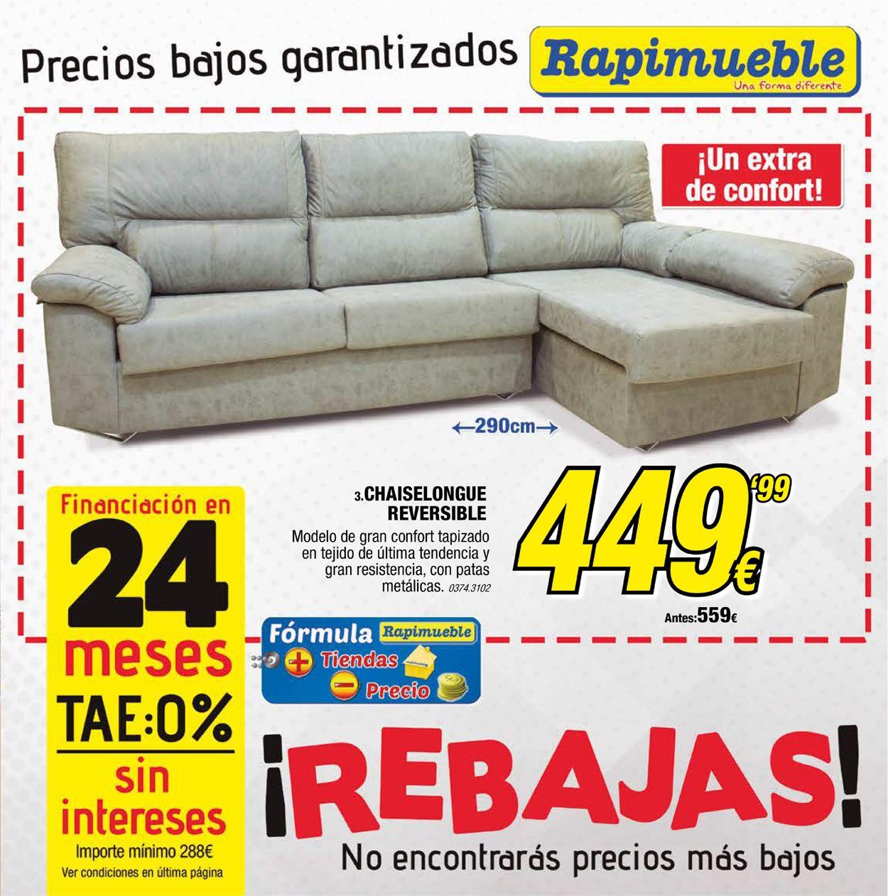 Rapimueble Folleto - 21.06-27.06.2021 (Página 3)