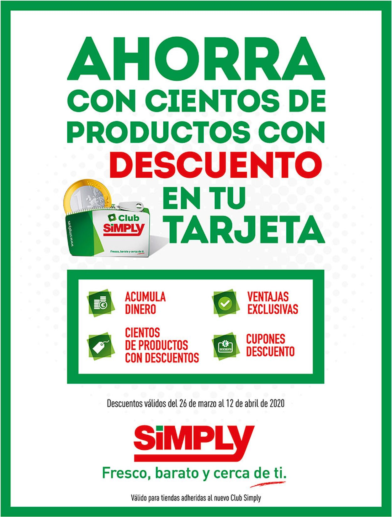 Simply Folleto - 26.03-12.04.2020