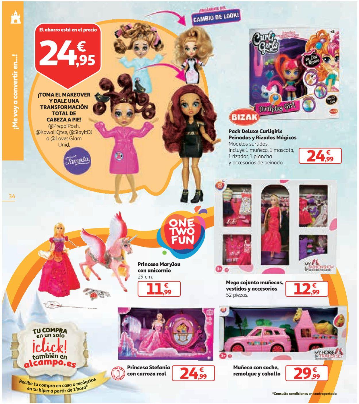Simply Navidad 2020 Folleto - 04.11-24.12.2020 (Página 34)