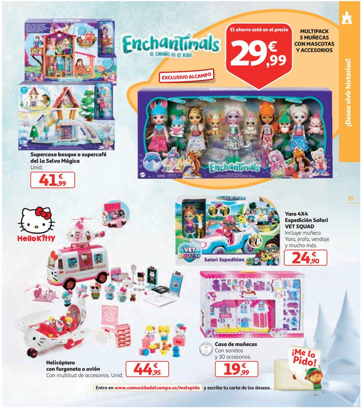 Simply Navidad 2020 Folleto - 04.11-24.12.2020 (Página 35)