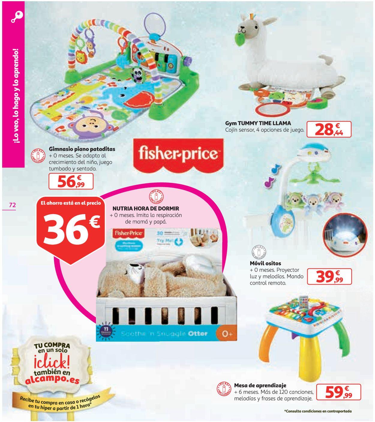 Simply Navidad 2020 Folleto - 04.11-24.12.2020 (Página 72)