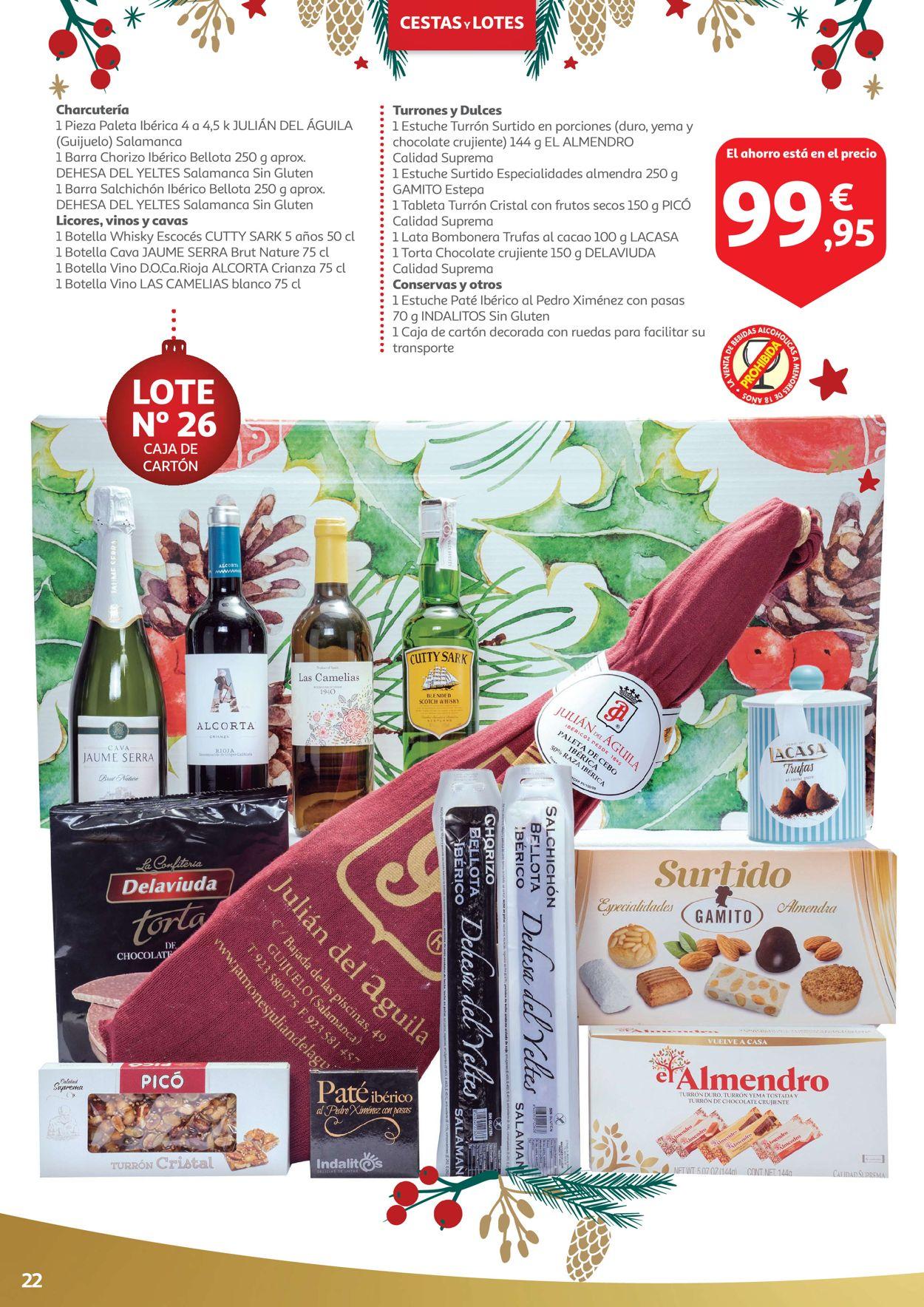 Simply Navidad 2020 Folleto - 03.11-06.01.2021 (Página 22)