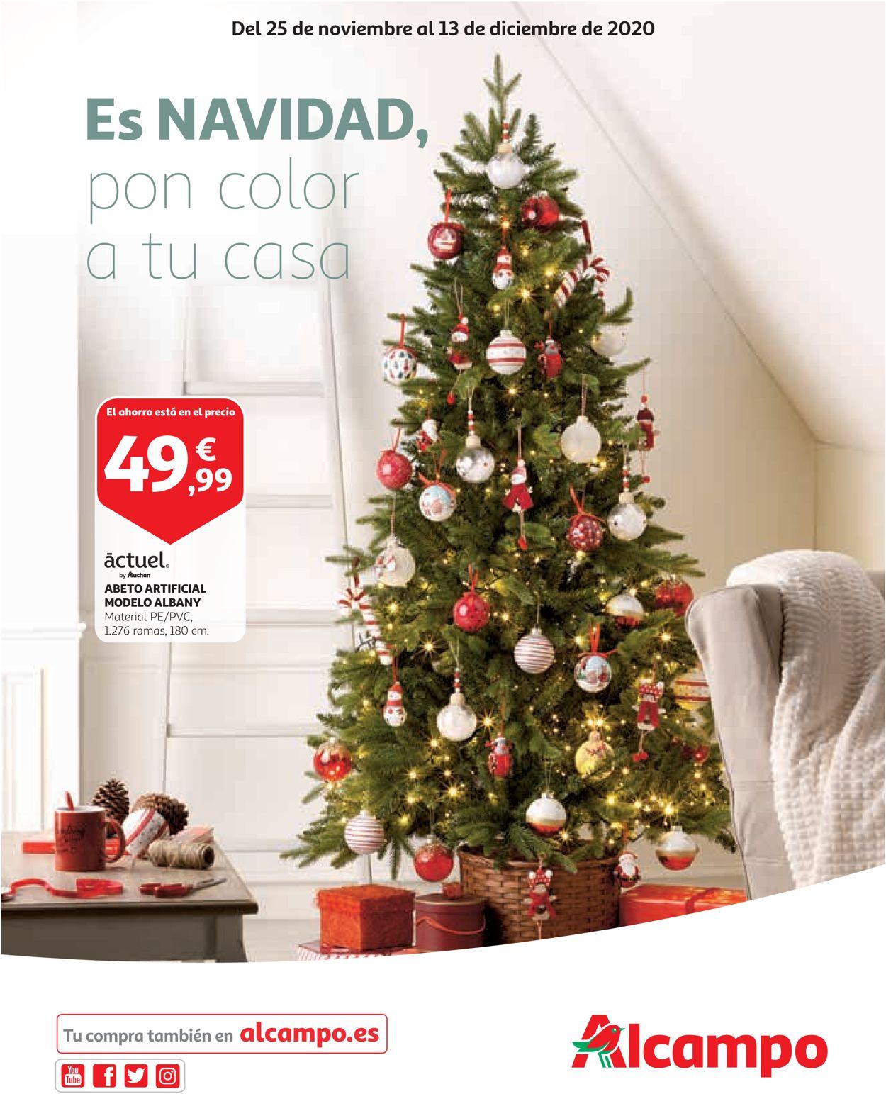Simply Navidad 2020 Folleto - 25.11-13.12.2020