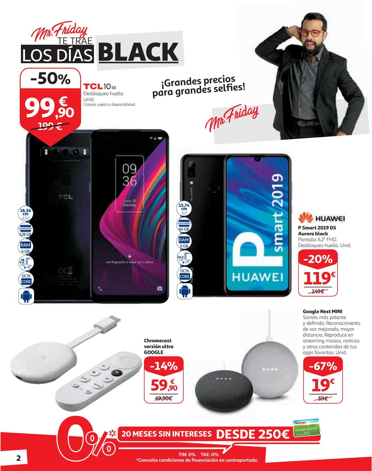 Simply Black Friday 2020 Folleto - 25.11-29.11.2020 (Página 2)