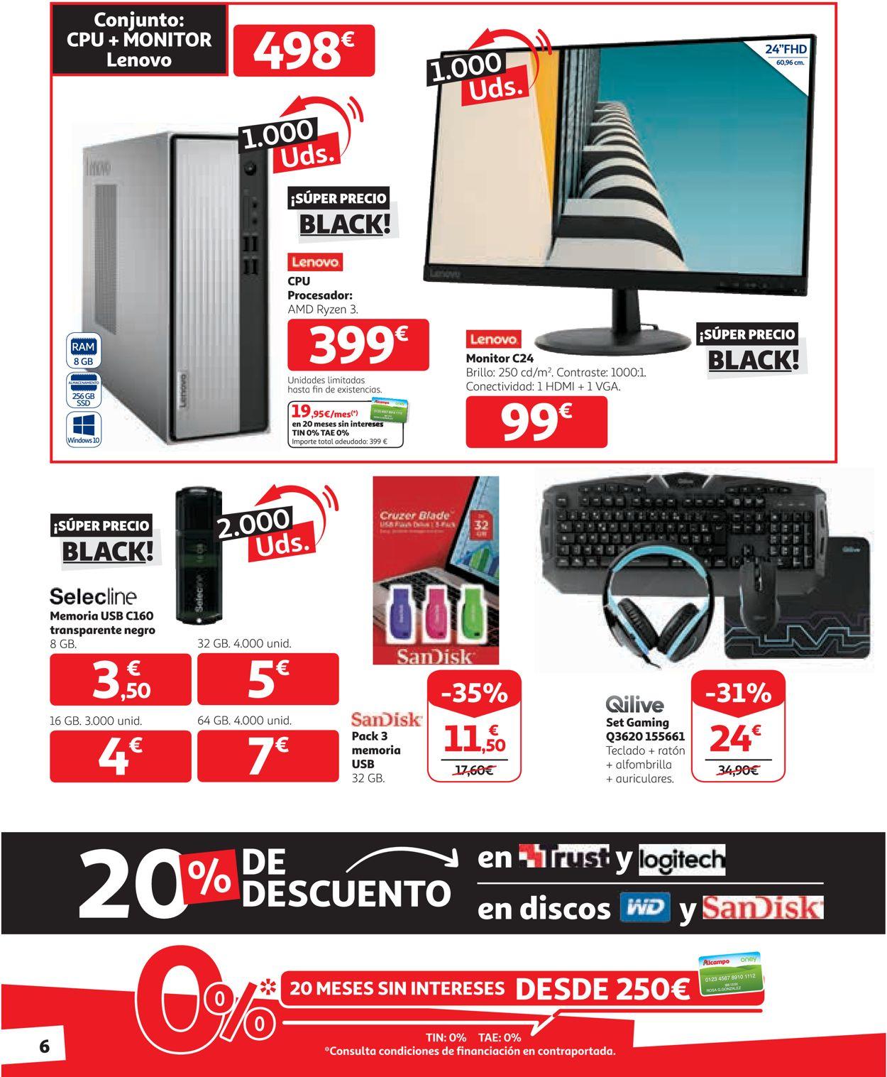 Simply Black Friday 2020 Folleto - 25.11-29.11.2020 (Página 6)