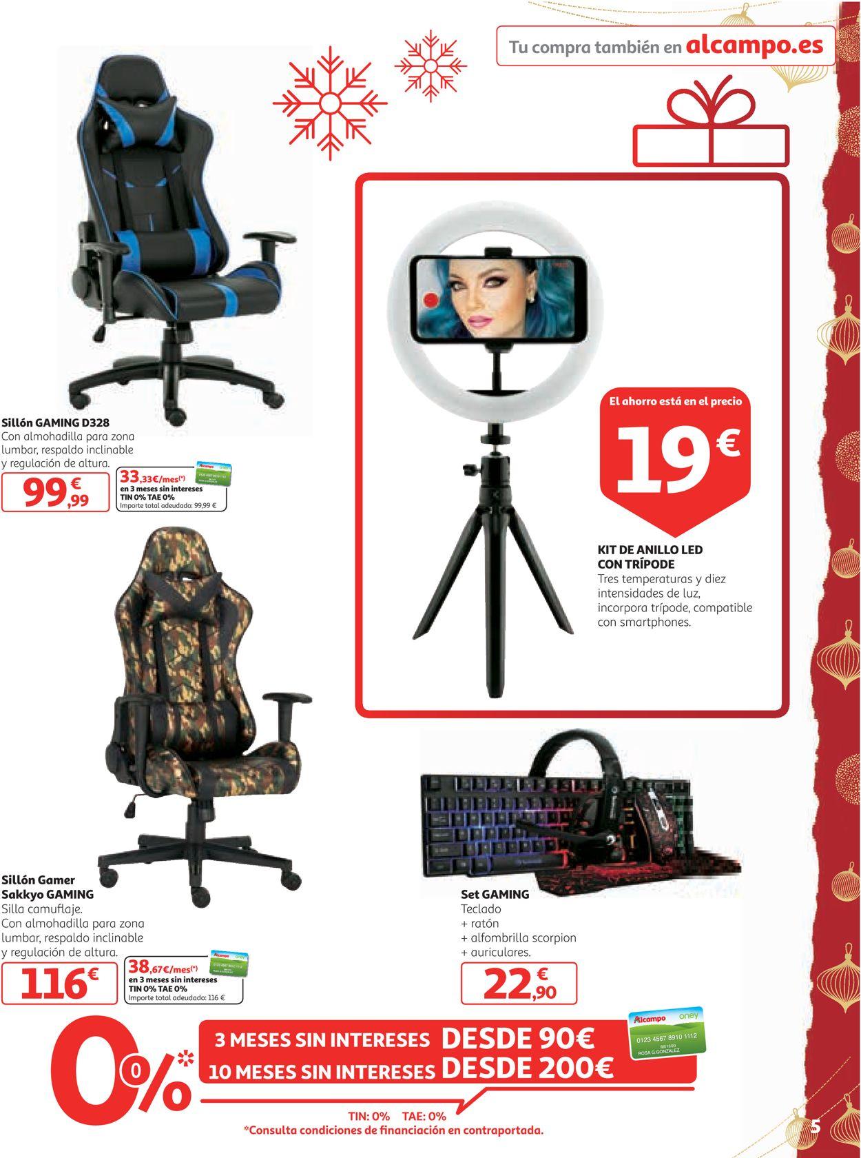 Simply Navidad 2020 Folleto - 01.12-24.12.2020 (Página 5)