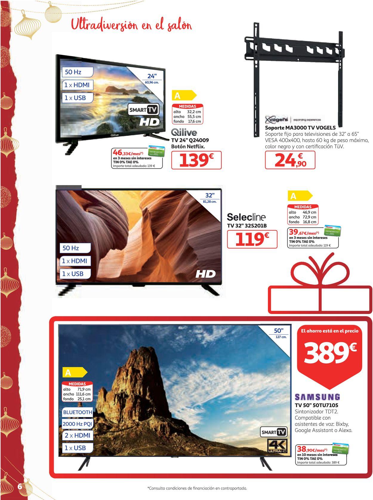 Simply Navidad 2020 Folleto - 01.12-24.12.2020 (Página 6)