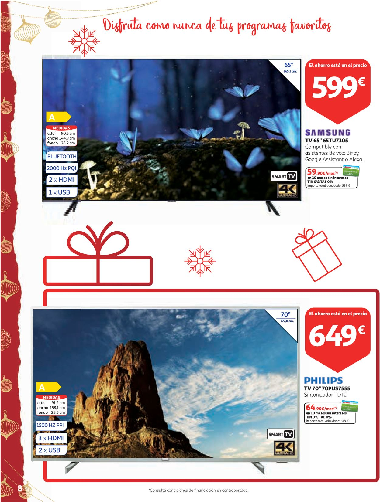 Simply Navidad 2020 Folleto - 01.12-24.12.2020 (Página 8)