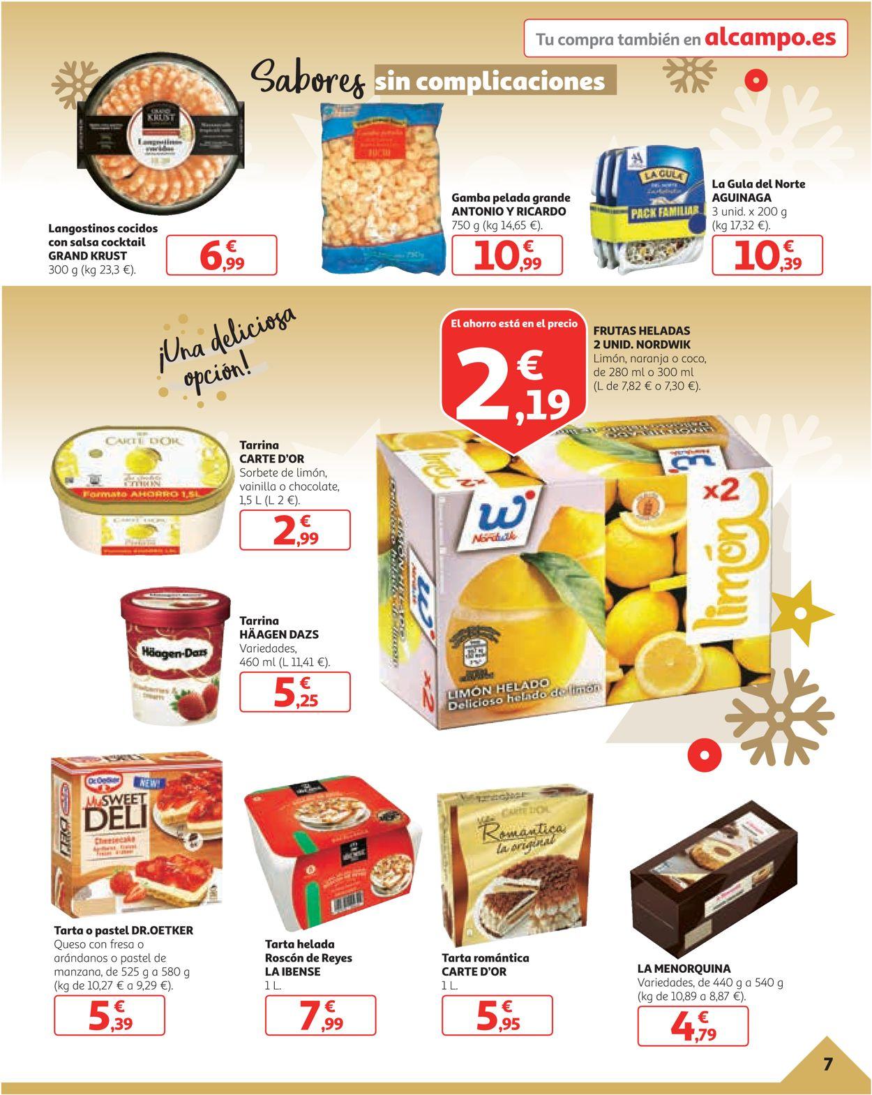 Simply Navidad 2020 Folleto - 10.12-31.12.2020 (Página 7)