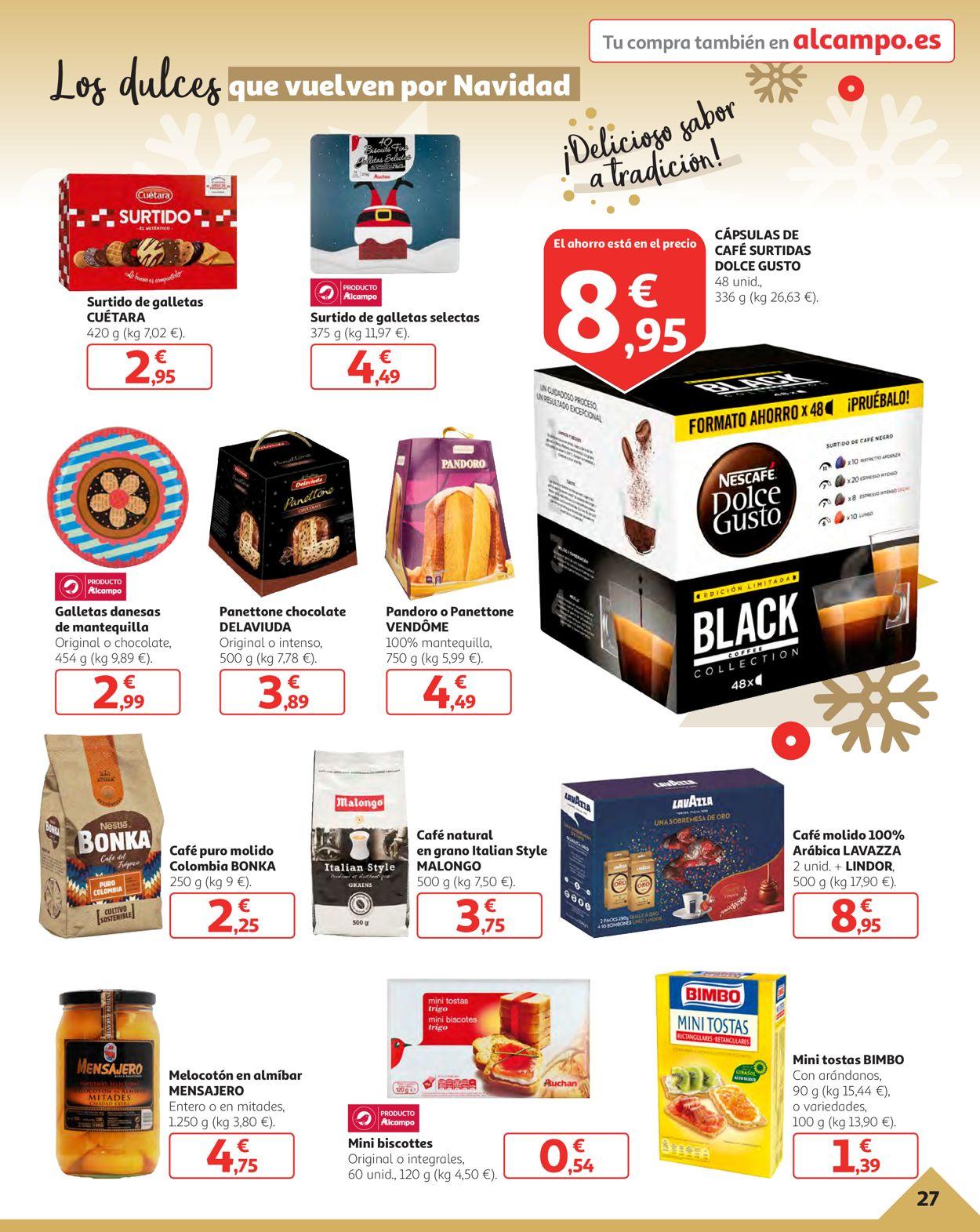Simply Navidad 2020 Folleto - 10.12-31.12.2020 (Página 27)