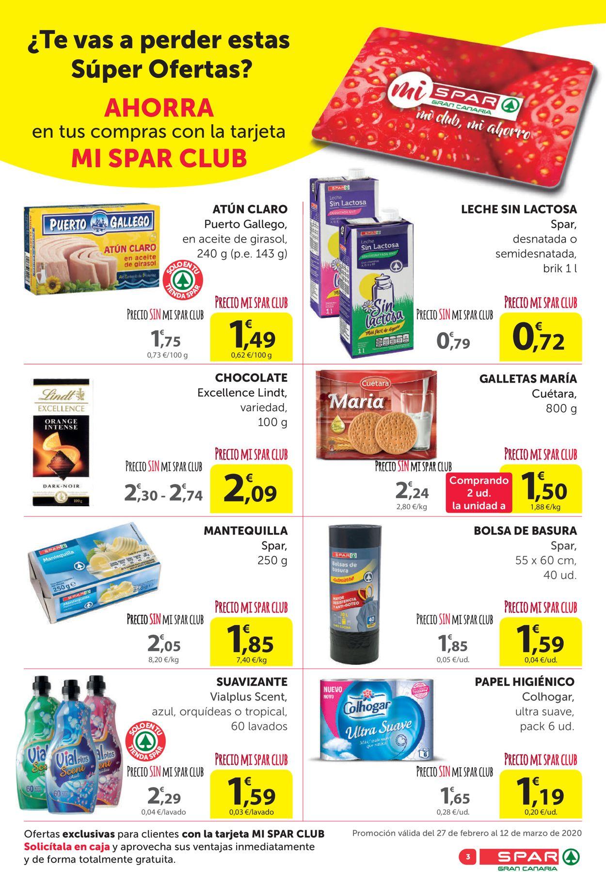 SPAR Folleto - 27.02-12.03.2020 (Página 3)