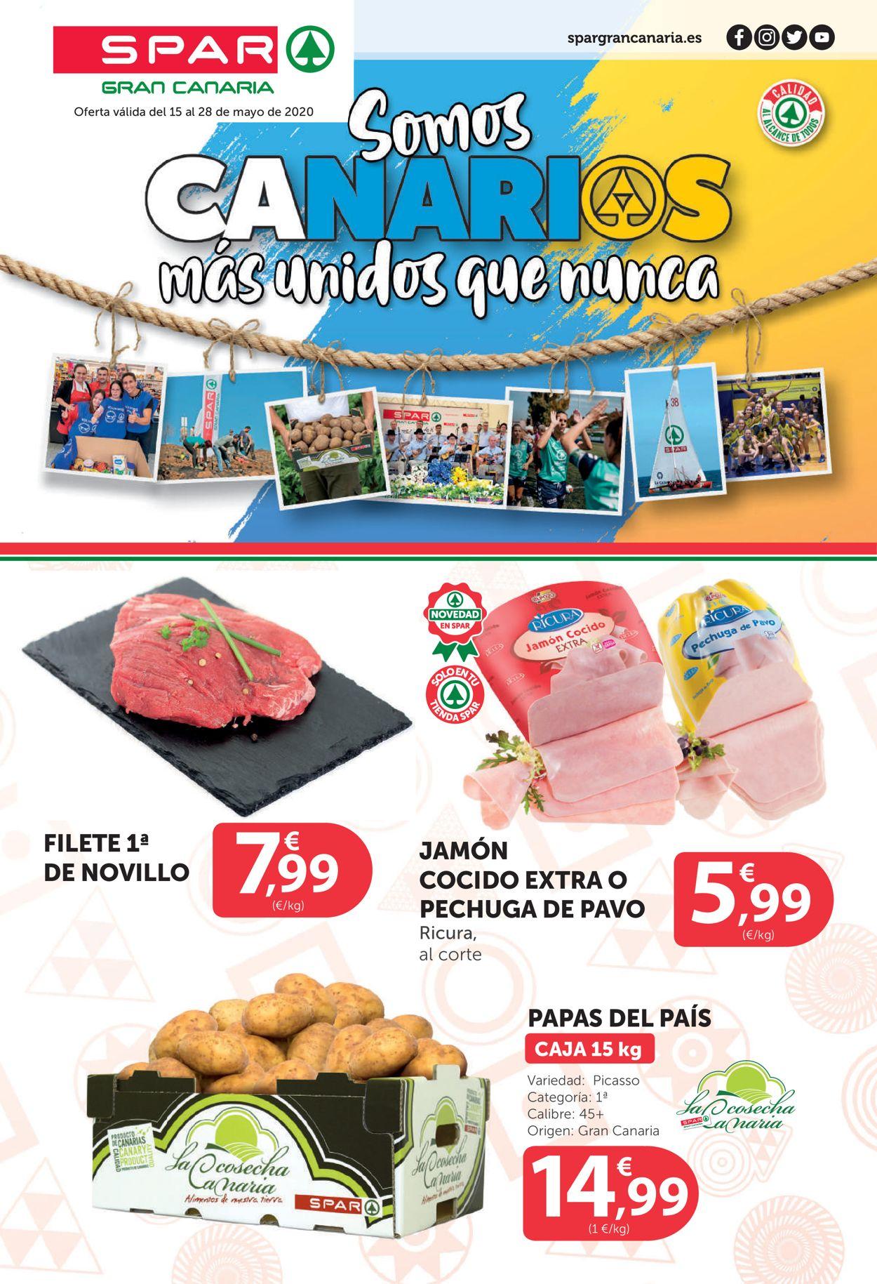 SPAR Folleto - 15.05-28.05.2020