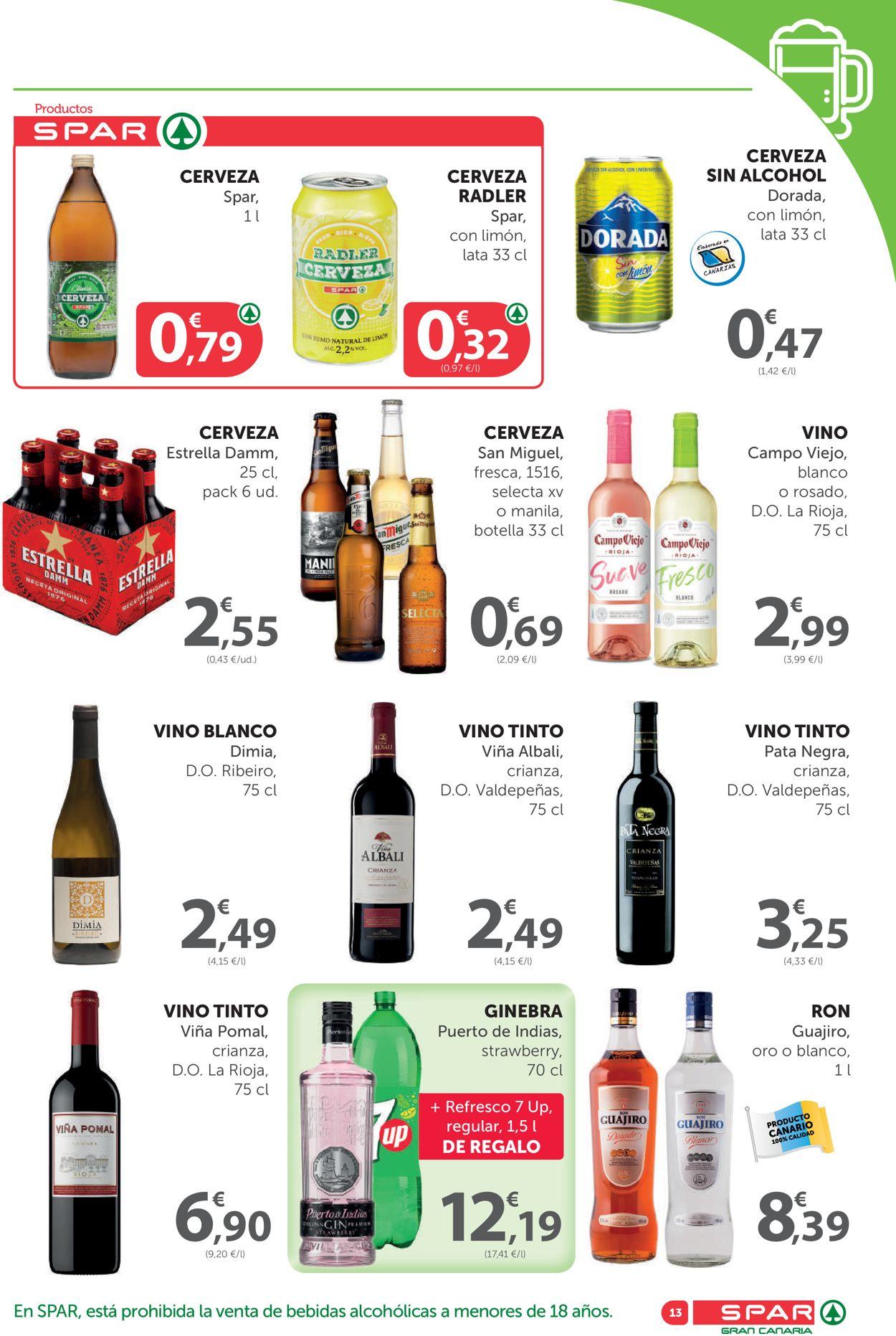 SPAR Folleto - 29.05-11.06.2020 (Página 13)