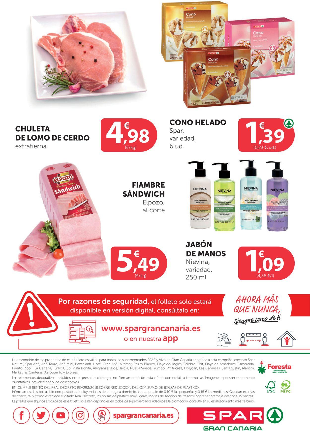 SPAR Folleto - 29.05-11.06.2020 (Página 16)