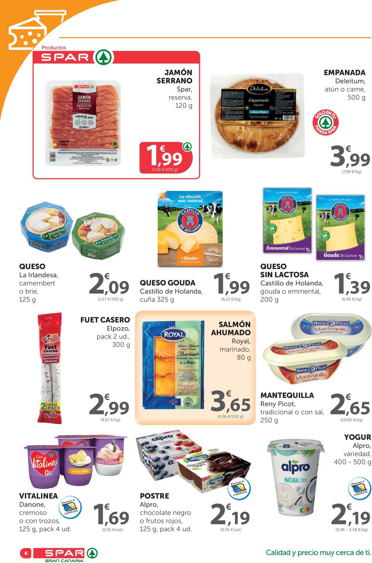 SPAR Folleto - 26.06-09.07.2020 (Página 6)