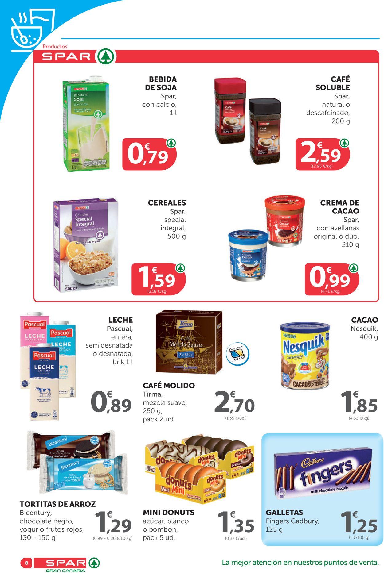 SPAR Folleto - 26.06-09.07.2020 (Página 8)