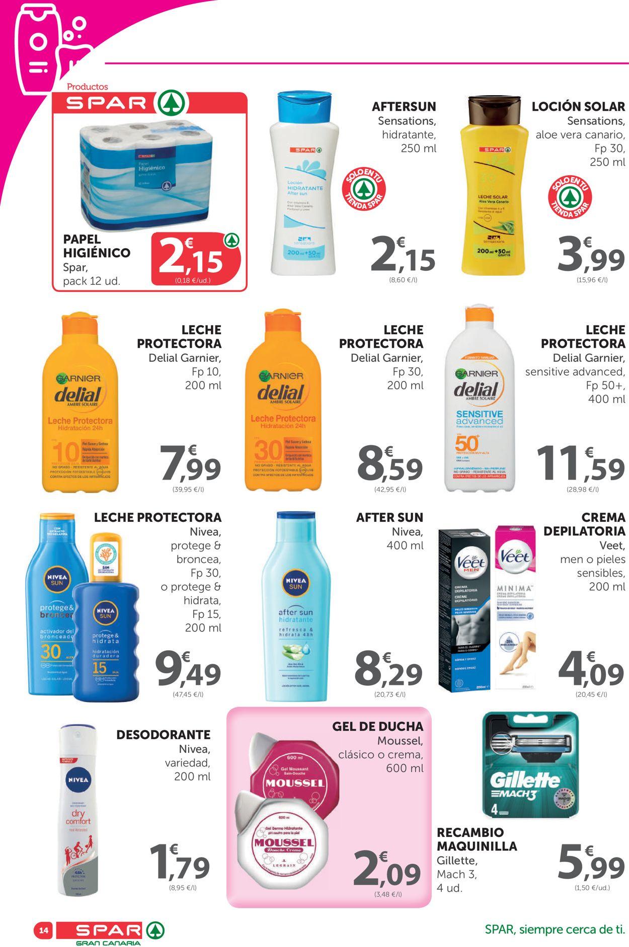 SPAR Folleto - 26.06-09.07.2020 (Página 14)