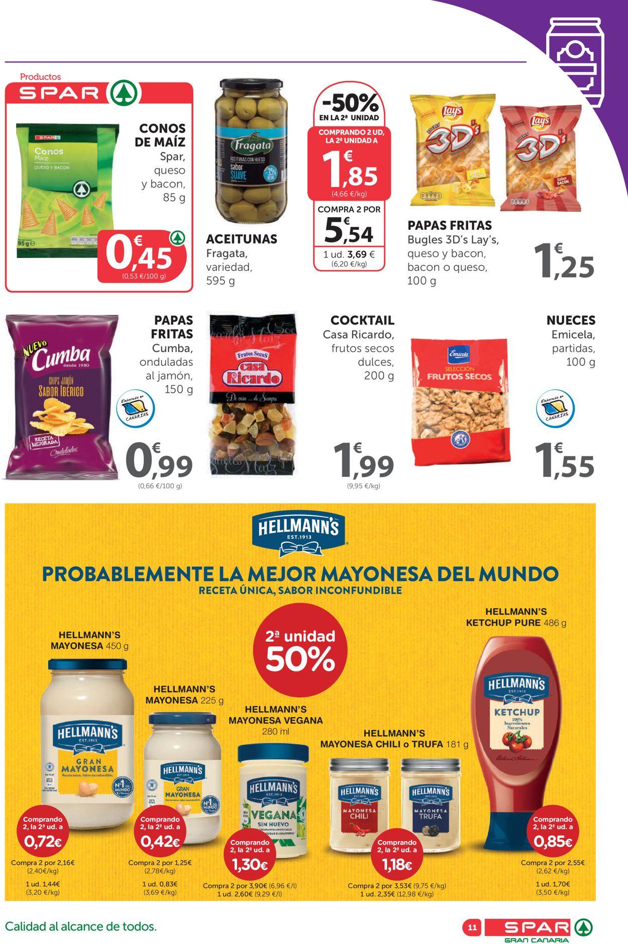 SPAR Folleto - 24.07-06.08.2020 (Página 11)