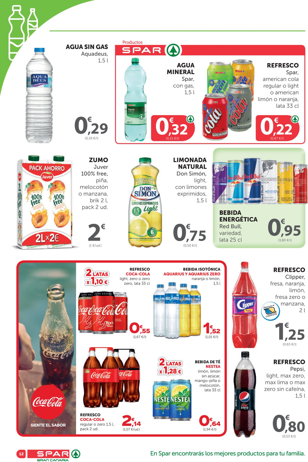 SPAR Folleto - 24.07-06.08.2020 (Página 12)